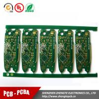 Buy cheap 4 layer FR4 pcb manufacturer from wholesalers