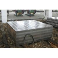 China F51 P91 P20 42CrMo Carbon Steel Forgings Side Panels For Mold , Shipbuilding Building wholesale