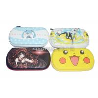 China Portable Game Carrying Case PU Surface For Travel , Color Customized wholesale