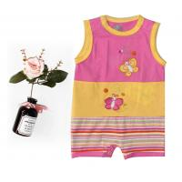 China Embroidery Cute Newborn Baby Clothes Baby Girl Onesies For Sleep , Play wholesale