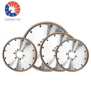 China high quality 1A1 diamond wheel resin bond to polish carbide tools wholesale
