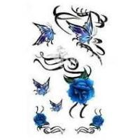 China Non - toxic Safe Artificial Body personalized temporary Tattoos Stickers for adults on sale