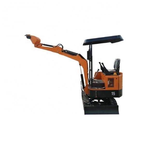 Quality Excavator machine engine mini diggers new excavator prices for sale