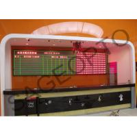 Quality Ultra Thin Full Hd Indoor Full Color Led Display Screen , Seamless P3 Led Video for sale