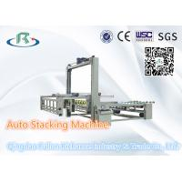 China Hot Using Full-Automatic Carton Box Paper Board Stacking Machine wholesale