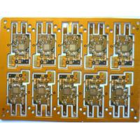 China 2Oz 4 layer Blind via Flexible PCB , FPC Assembly ISO / UL / RoHS wholesale