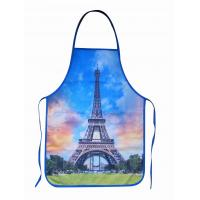 La Tour Eiffel Cotton Kitchen Apron
