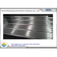 China Anti - Earthquake 1060 Corrugated Aluminum Sheet High Mechanical Properties wholesale
