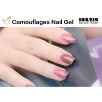 China Home Use Natural Nails Gel Uv Gel Nail Extensions No Grinding No Filing wholesale