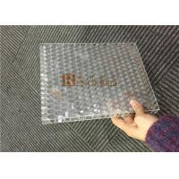 Quality Transparent Acylic Aluminum Honeycomb Board Sandwich Panels Lightweight for sale