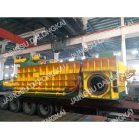China Hydraulic Scrap Metal Baling :  Y81F - 400 with Double Main Cylinders  Made in China wholesale