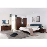 China Five Door Wardrobe Melamine Bedroom Furniture High Gloss For Home / Hotel on sale