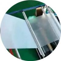 China Single-Side Quality Film Blowing Machine Customized for Germany with up and down in LLDPE Material Model No.  SJ-50 wholesale