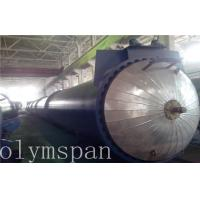 Quality Saturated Steam AAC Chemical Autoclave / AAC Block Machine , High Temperature for sale