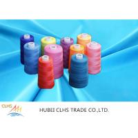China Colorful 100% Polyester Sewing Thread For Sewing Suits/Clothes/Trousers on sale