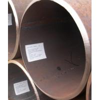 China ANSI welded carbon steel pipe FOR building structure , erw tubing wholesale