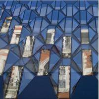 China Hexagon Aluminum Architecture Panels Used In Facade System Curtain Wall wholesale