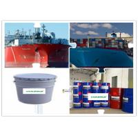 China Super Fine Ship Bottom Paint Self Polishing Anti Fouling Paint , Black And Brown Color wholesale