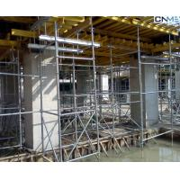 China Ring - Lock Shoring Scaffolding Systems For Buildings / Bridges / Tunnels wholesale
