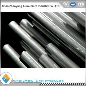 Quality Round Aluminum Extrusion Tube Powder Coated / Anodizing / Polishing Aluminium for sale