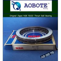 China Thrust NSK Ball Bearings 51122 , Single Row ABEC-5 and Low Vibration wholesale