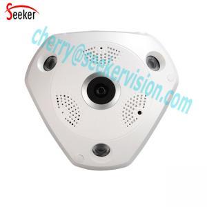 China 2017 New Panoramic 360 Degree Home Security P2P Baby Monitor Smart Phone View Wireless Fisheye Camera on sale