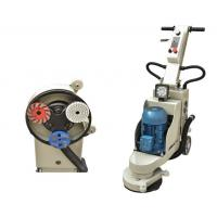 Buy cheap 3 Heads Edge Angle Granite Floor Polishing Machine  220V / 50HZ / 60HZ from wholesalers