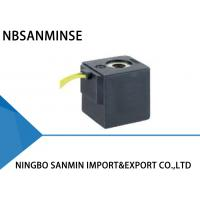 China 0545E Pneumatic Valve Solenoid Coil DC 20W Normal Power Environmentally Friendly wholesale