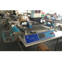 Buy cheap CHMT48VB 58pcs Feeders (All-in-one machine) Charmhigh Desktop Pick and Place Machine SMT from wholesalers