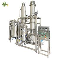 Buy cheap GMP Standard Industrial CBD Oil Extraction Line / Extraction Machine High from wholesalers