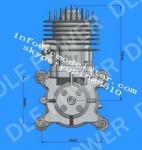 China DLE30,30cc engine rc plane model ,Balsa wood plane model engine, DLE 30 motor wholesale
