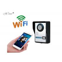China High Pixel Wifi Video Door Phone IR Camera Remote Control Access Control System wholesale