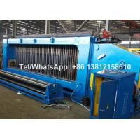 China High quality gabion wire mesh machine manufacturer on sale
