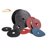 China Durable Aluminium Oxide Circular Sanding Discs For Grinding Wood / Metal / Glass wholesale