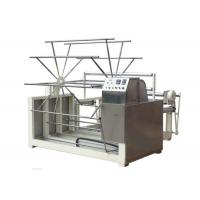 Buy cheap Full Automatic Nonwoven Slice Equipment / Non Woven Fabric Cutting Machine from wholesalers