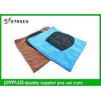China Super Absorbent Dog Drying Towel Microfiber Material Multi - Functional   wholesale