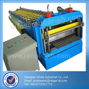 China corrugated machine/ roofing sheet machine wholesale