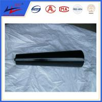China Industrial tapered roller for belt conveyor system,steel tapered roller wholesale