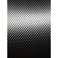 China Grade 316 Stainless Steel Sheet Chequer Metal 5WL 6WL Pattern Finish For Large Cladding Wall on sale