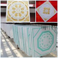 China high quality Colorful Calcium Silicate Ceiling 9mm wholesale