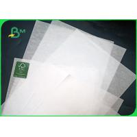 Quality 29gsm Oil Resistant PE Coated White Kraft Paper Coils For Fast Food Packing for sale