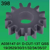 China A035147-01 D-CUT TEETH-13 FOR NORITSU QSS1923,2601,2901,3001,3101,3201,3401,3501,3701 minilab on sale
