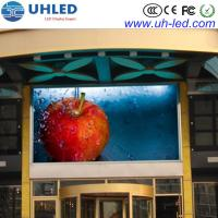 Quality Custom P8 DIP 3 In 1 Piranha LED Display / High Brightness Screen for sale
