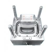 China garbage bin injection mould wholesale