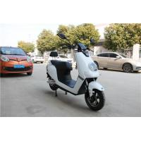 China White Color Sleek Design Electric Moped For Adults 1200W DC Brushless Motor wholesale