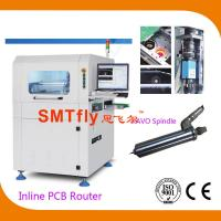 China ESD Safe Brush Inline PCB Router PCB Separator with Supper Visual System wholesale
