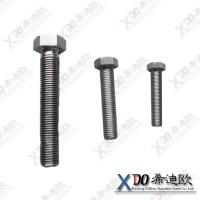 China supplying  inconel 601 China hardware stainless steel fasteners hex bolt with nuts wholesale