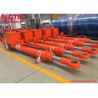 China Water Dam Custom Made Hydraulic Cylinders C/W Power Pack NiCr Plated wholesale