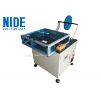 China Stator Insulation Paper Cutting Machine 1100 * 850 * 1200mm For Inserting Wedge wholesale
