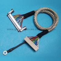 types of harness connector flat type wire harness/lvds cable assembly, available in ...